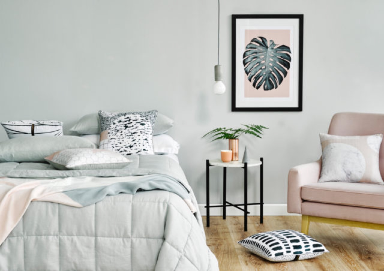 Pastel Interiors for Spring