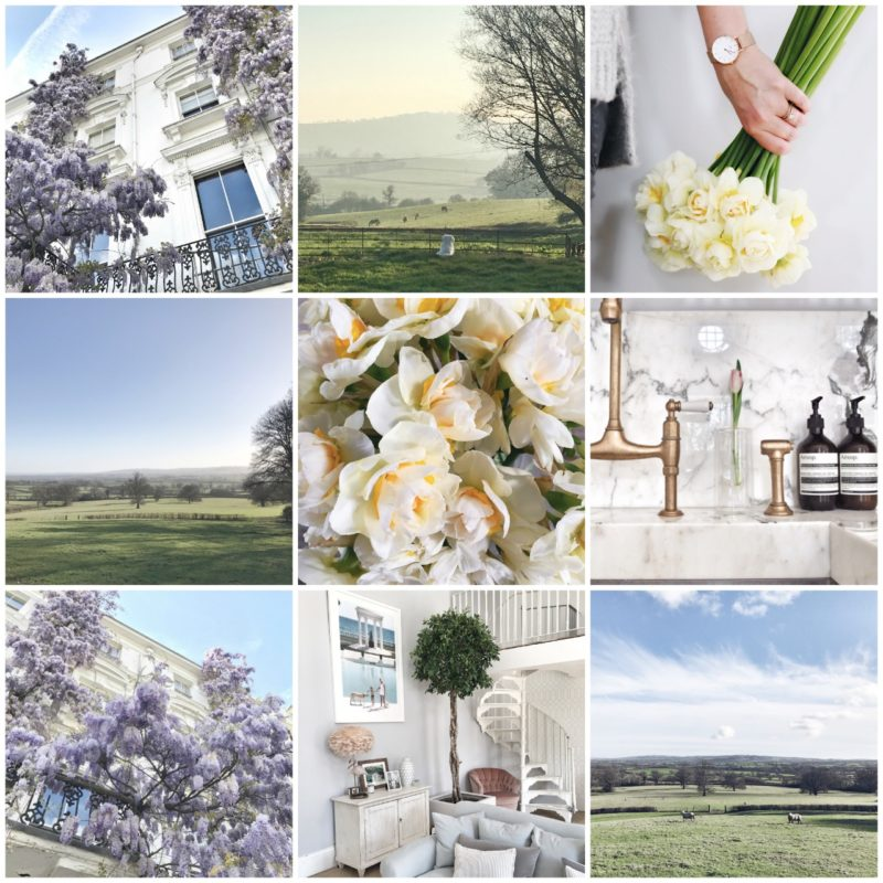 Laura Butler-Madden's April Moments