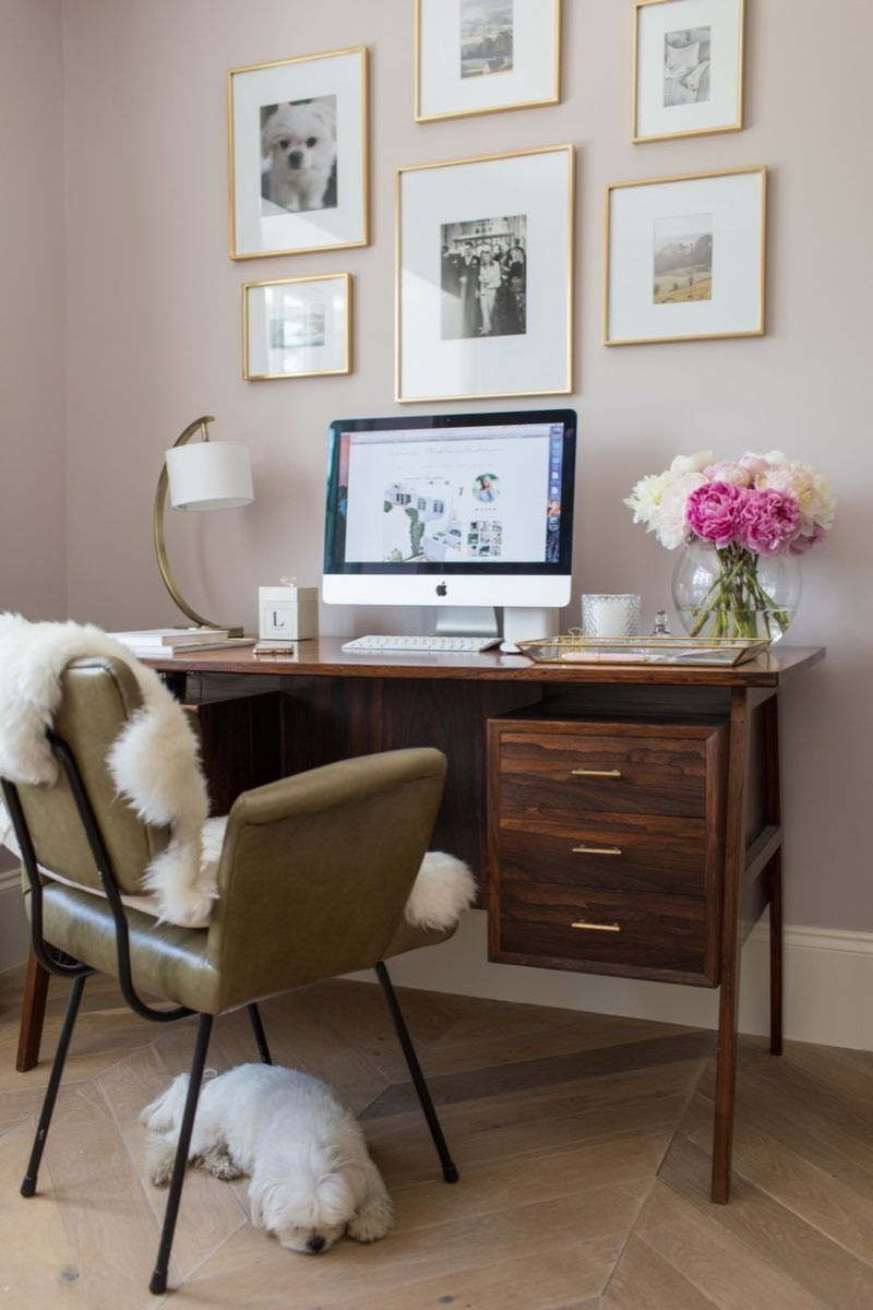 Laura Butler-Madden Home Office