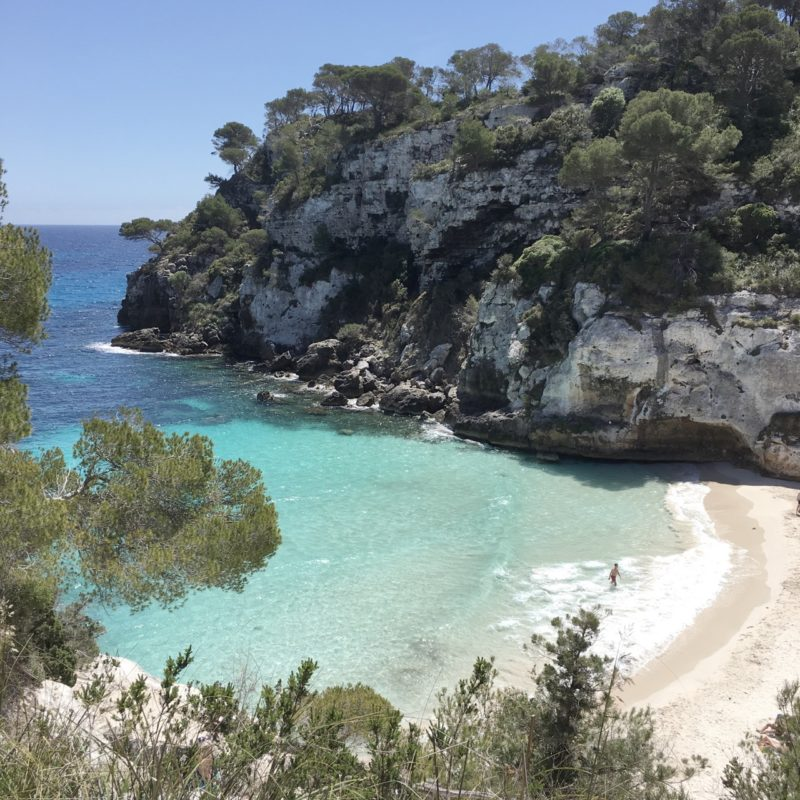 Laura Butler-Madden's Weekend in Menorca