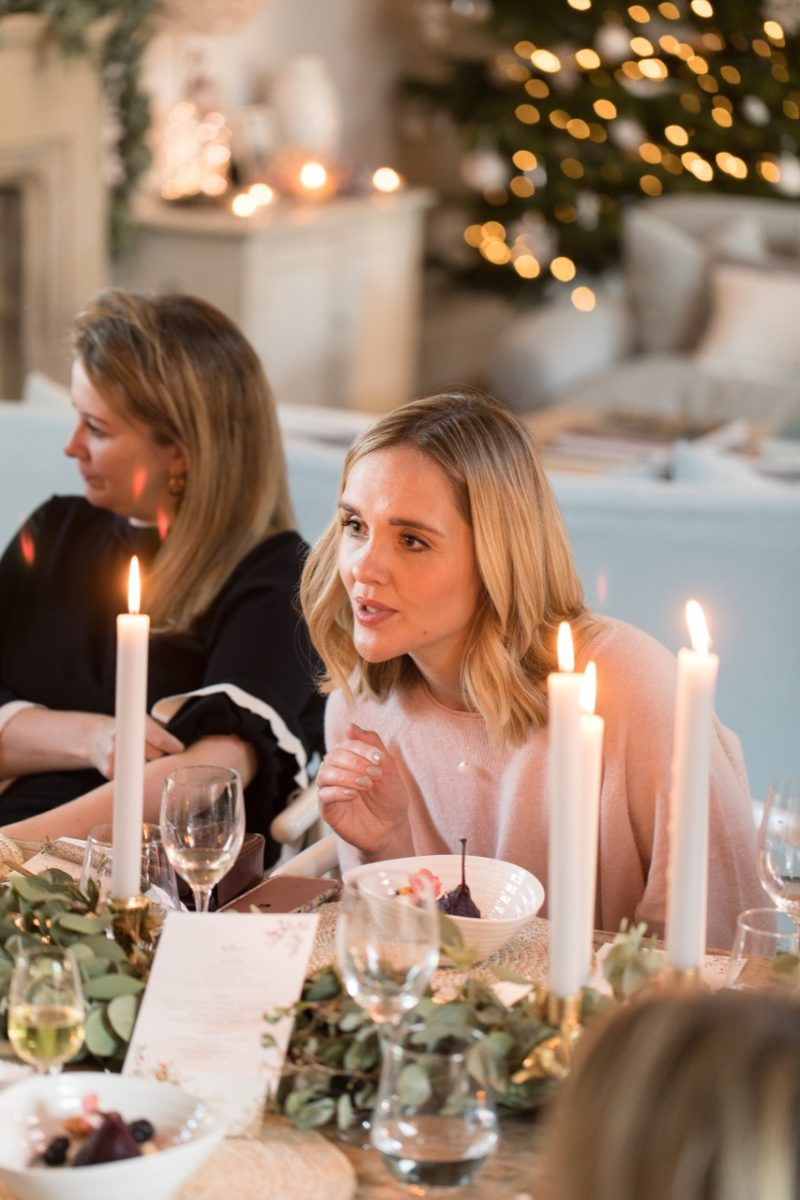 Laura Butler-Madden's Blogger Christmas Lunch