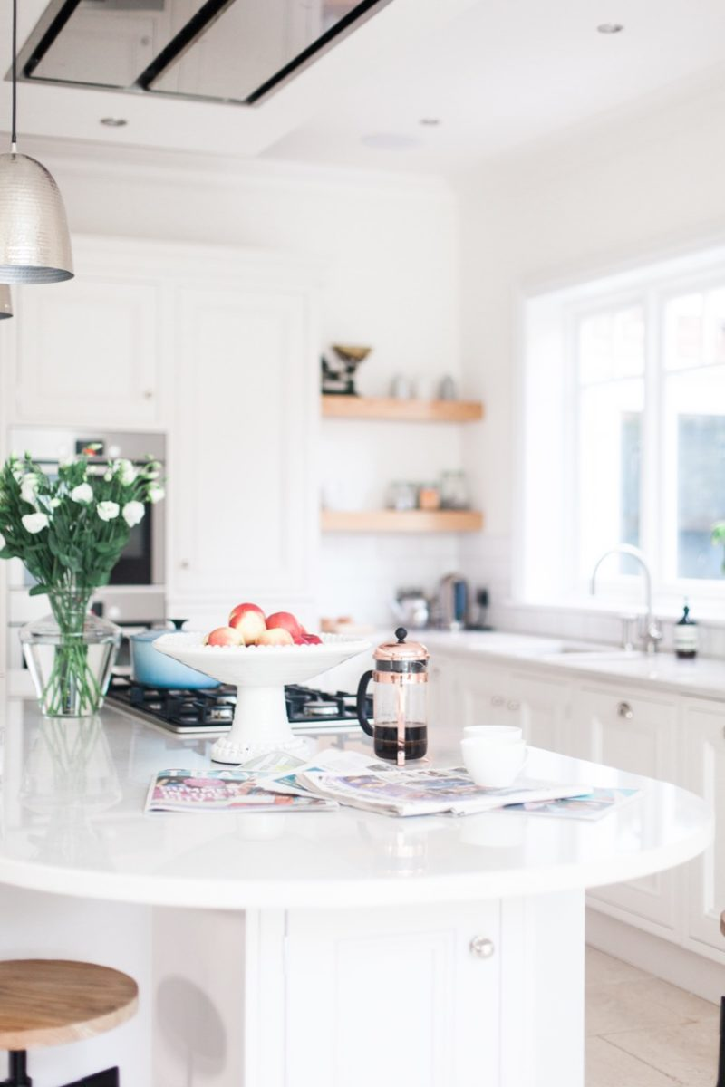 Room Tour: Bright, Scandinavian Style Kitchen
