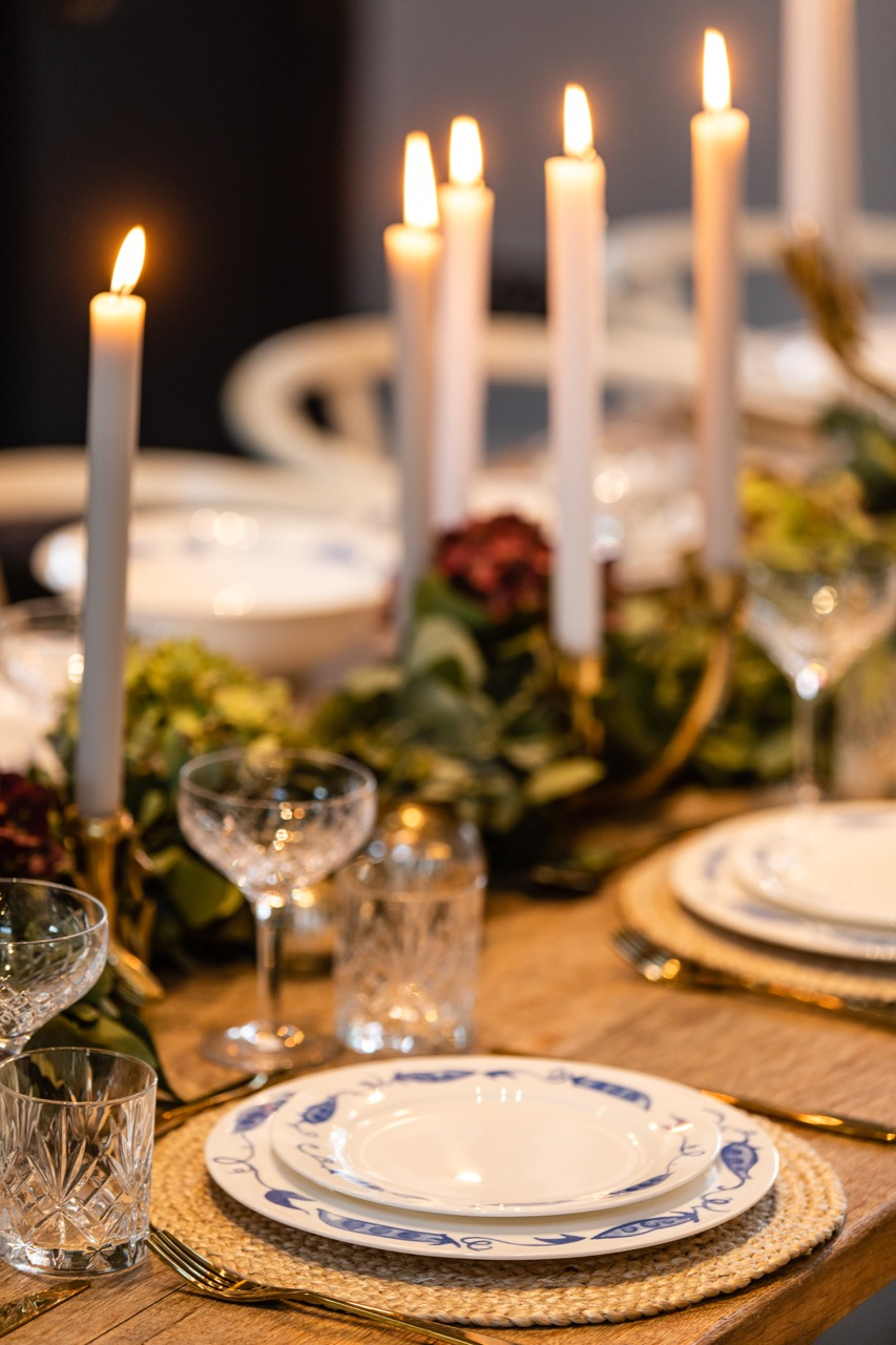 Laura Butler-Madden's Christmas Table 2018