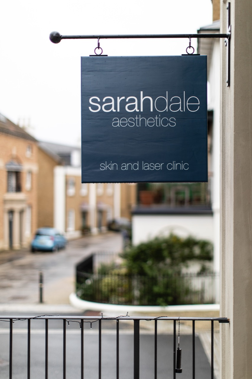 Laura Butler-Madden Collaboration with Sarah Dale Aesthetics Clinic