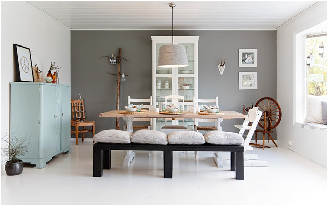 Scandinavian Style to Lift Your Mood!