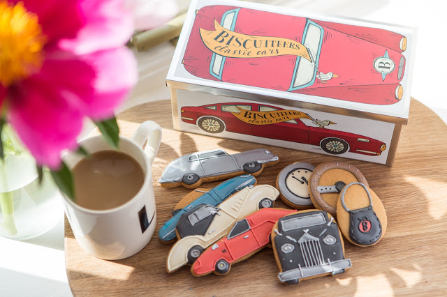 Celebrate Father's Day with The Biscuiteers