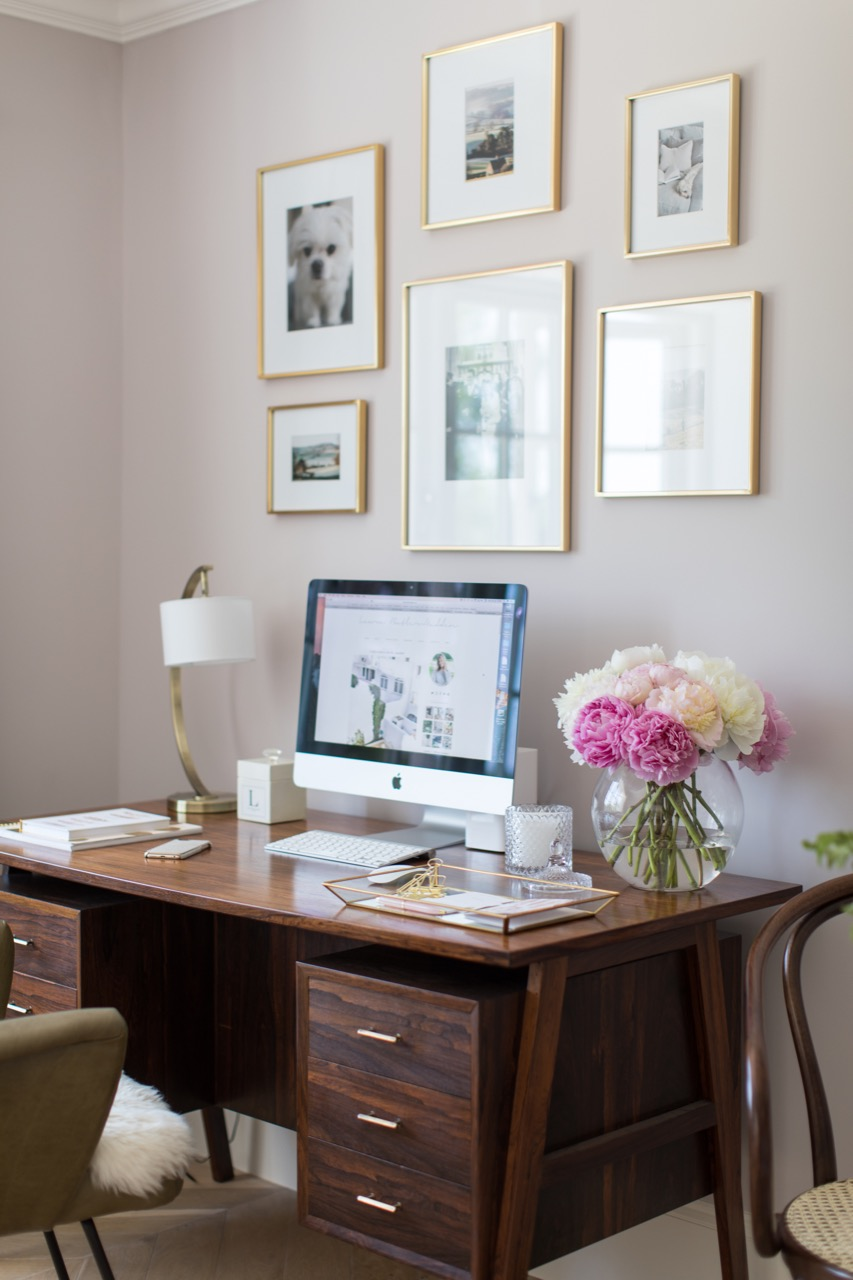 How to Create a Beautiful Office at Home