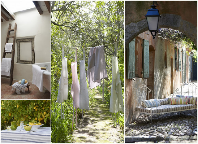 Your Home: Fresh Linen from Linen Works