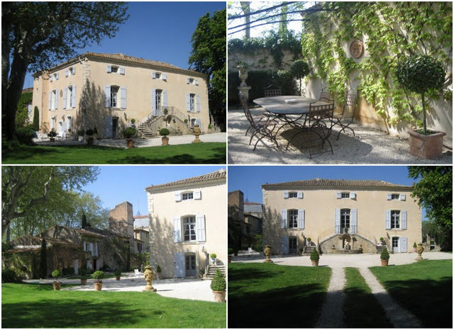 Homes Away From Home: A Wedding in Provence