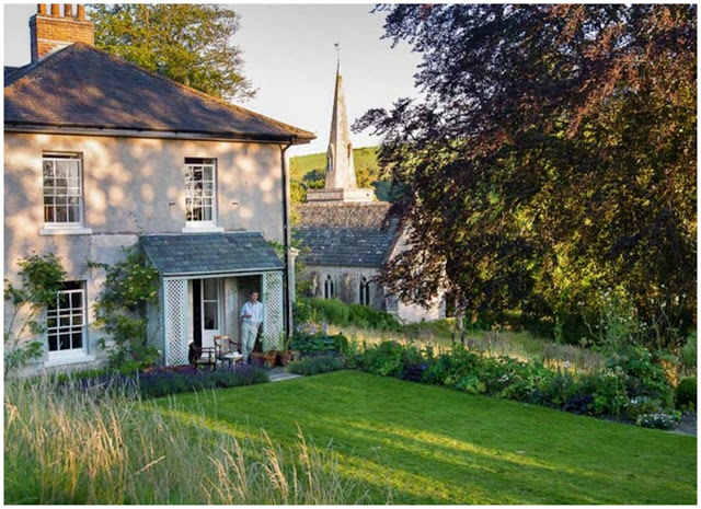 An Archetypal English Country Home
