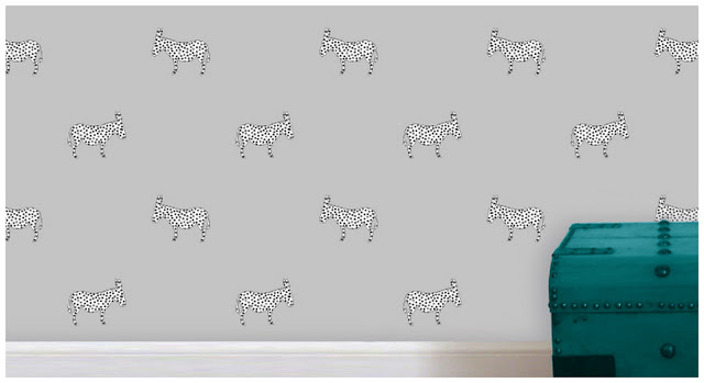 Childrens Wallpaper from Ana Moly