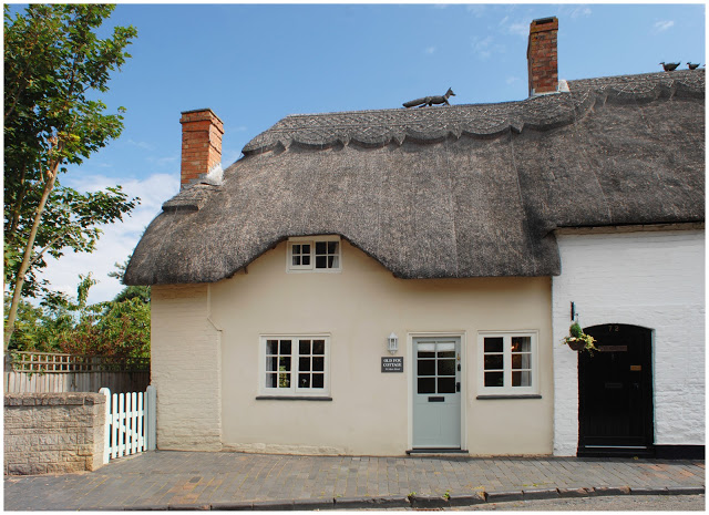 Homes Away From Home: Old Fox Cottage