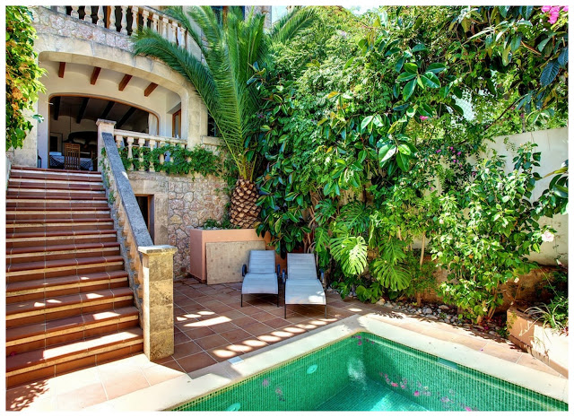 Homes Away From Home: Beautiful Townhouse Tucked Away in Pollensa