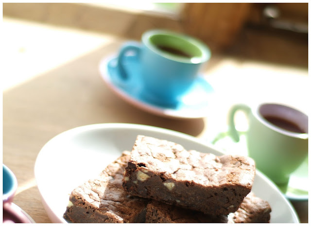 Product of the Week: Chocolate Brownies from Honeybuns Bakery in Dorset