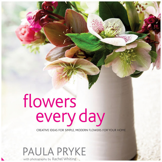 LMH Giveaway: Flowers Every Day by Paula Pryke