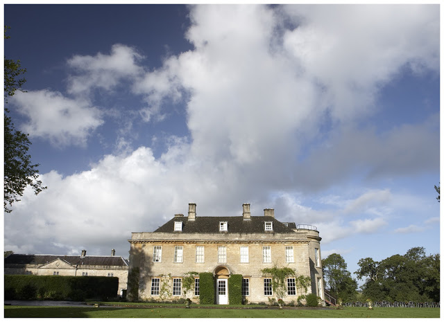 Homes Away from Home: Babington House in Somerset