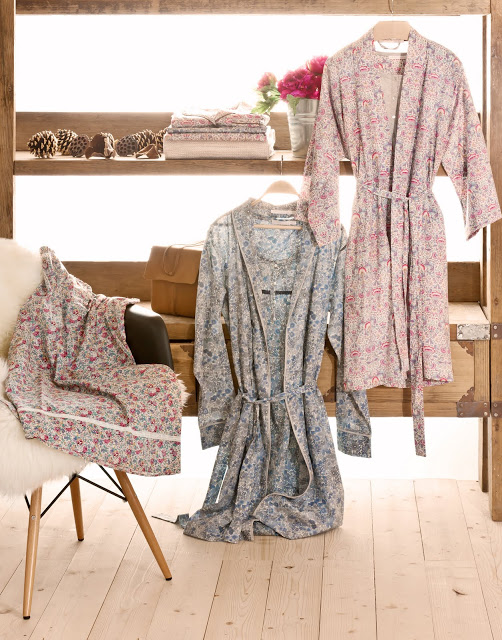 Your Home: Liberty Prints at Zara Home