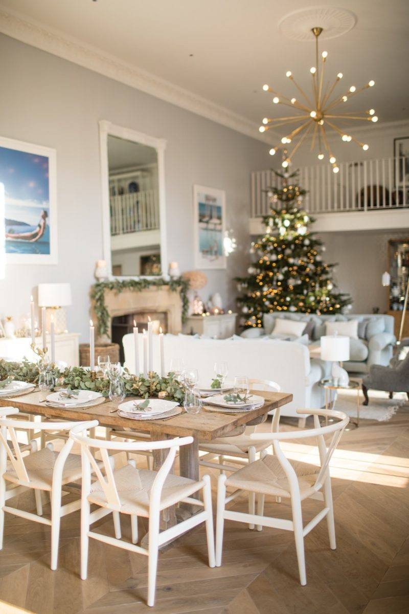Get The Look: Rustic Elegance at Christmas