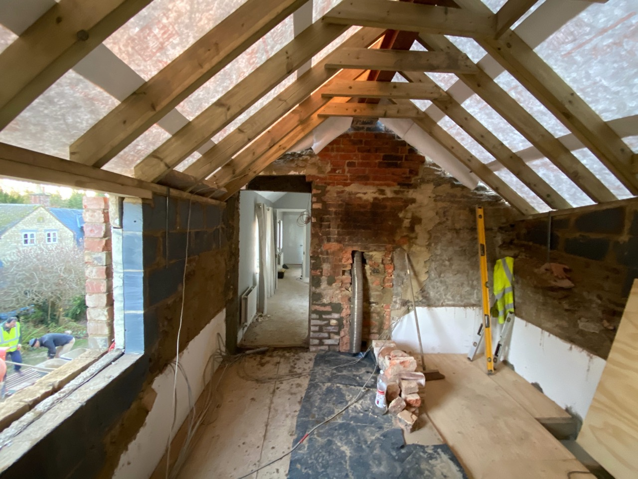 Renovation of Laura Butler-Madden's Cotswold Cottage
