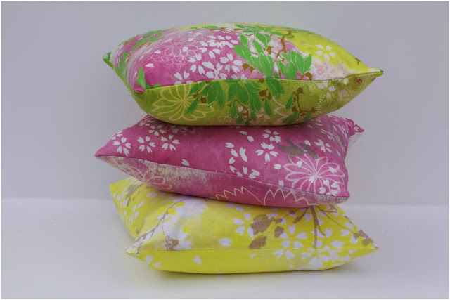 Floral Fabric From Textile Designer Ruth Moser