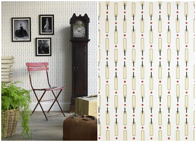 Your Home: Old School Wallpaper