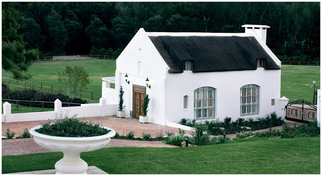 Homes Away From Home: Grapevine Cottage, South Africa