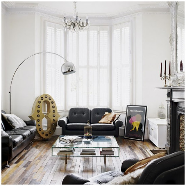 Stylish Victorian Home in London