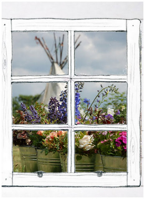 Your Home: Blooming Green Flowers