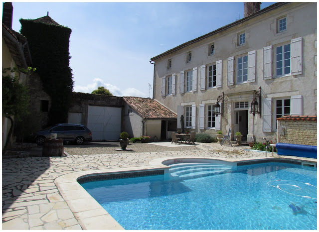 Homes in France: Village House in Charente
