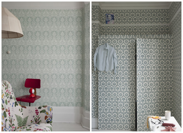 Your Home: Farrow & Ball launch The Broccato Papers
