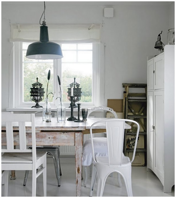 Interiors Inspiration: Small but Perfectly Styled