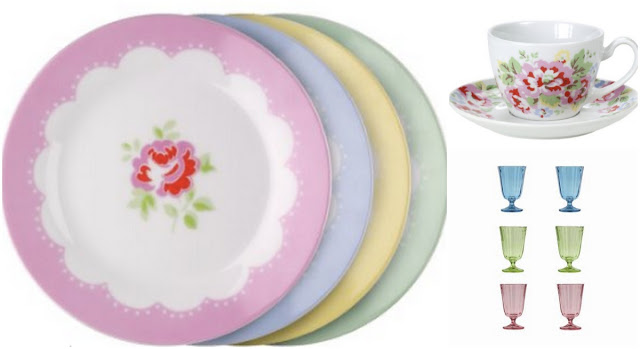 Your Home: Colourful treats from Cath Kidston