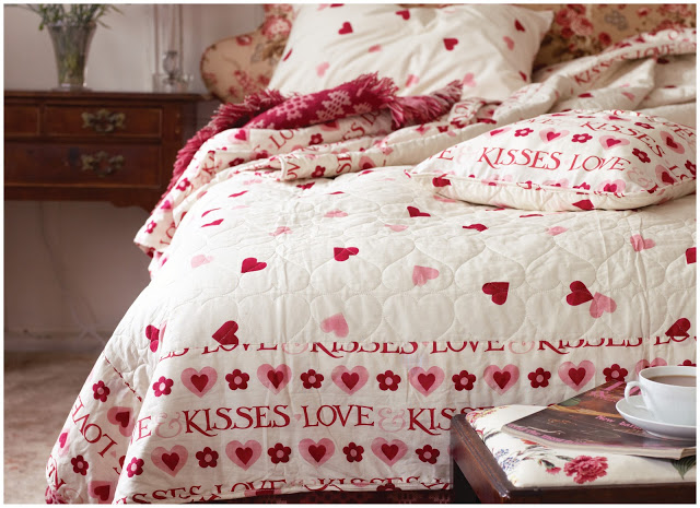 Your Home: Beautiful Bedlinen from Emma Bridgewater