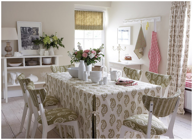 My Home: Kitchen Curtain Confusion…