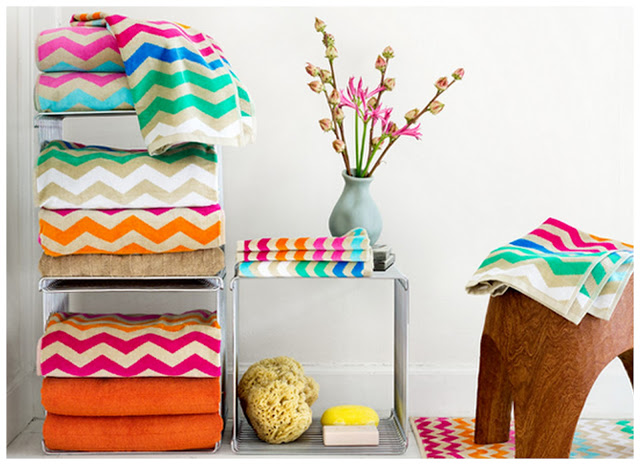 Interiors Inspiration: Bright Colours for Spring from H&M Home