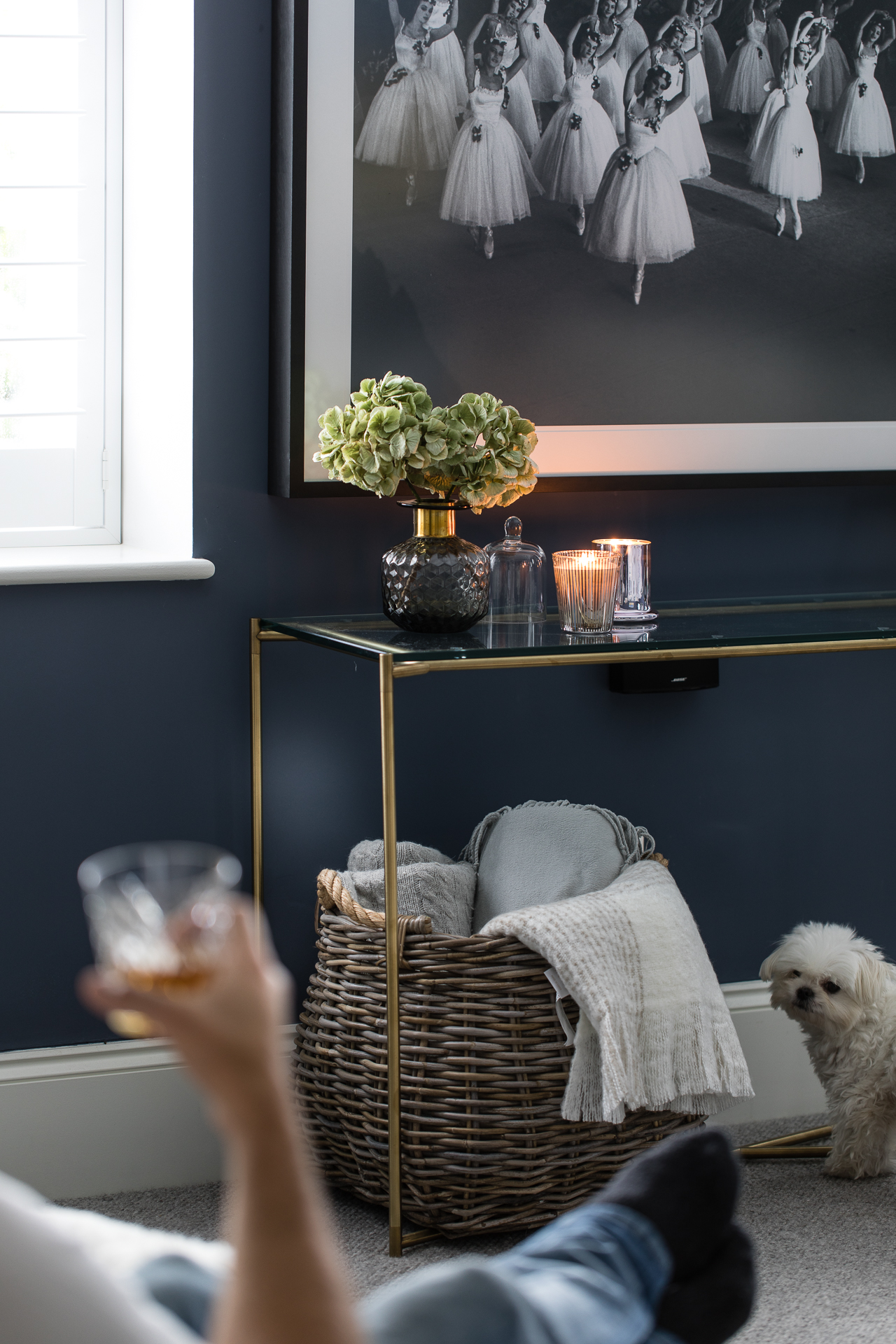 Creating a Cosy Room for Winter with Fox & Ivy
