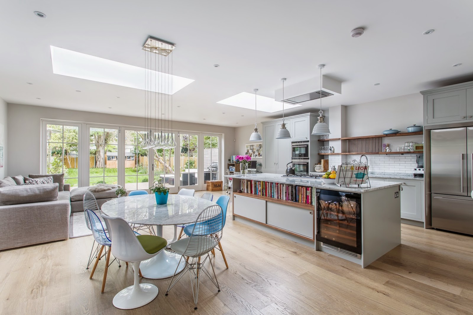 Kitchen Design, South-West London Home